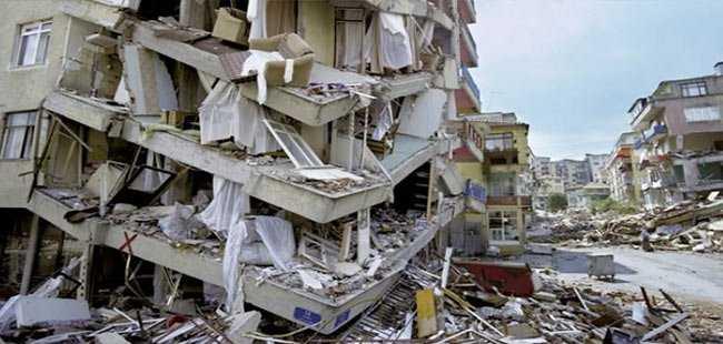 Depremin habercisi olacak!