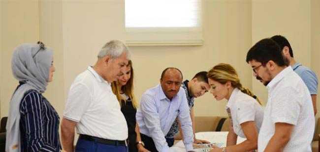 Kumluca'ya yeni stat projesi