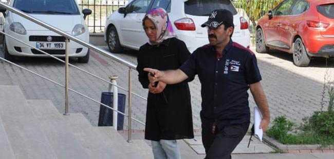 Gazipaşa Havalimanı'nda tutuklandı