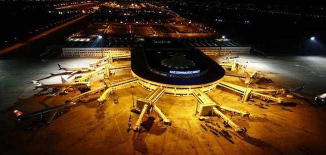 Antalya Havalimanı'nda yüzde 65 artış