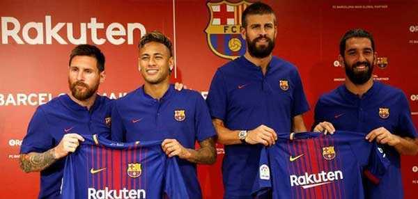 Barcelona açıkladı