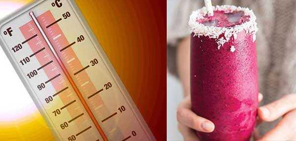 Sıcaklardan bunalanlara serinletici öneriler