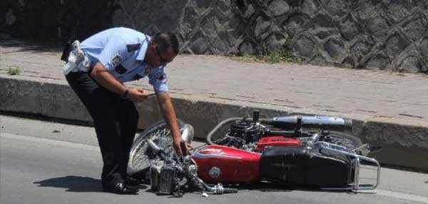 Motosiklet üzerinde yaralandı, hayatını kaybetti