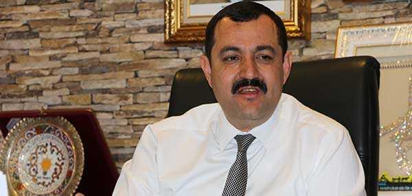 Başkan Sümer'den Samani'ye destek
