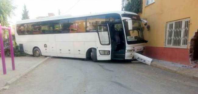 Antalya'da otobüs dehşeti