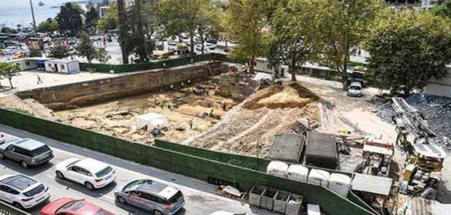 İstanbul'un tarihini değiştirecek kazı