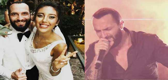 Ünlü şarkıcı Berkay ilk kez gösterdi
