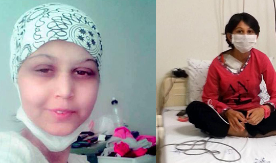 16 yaşındaki Şahadiyenur hayatını kaybetti