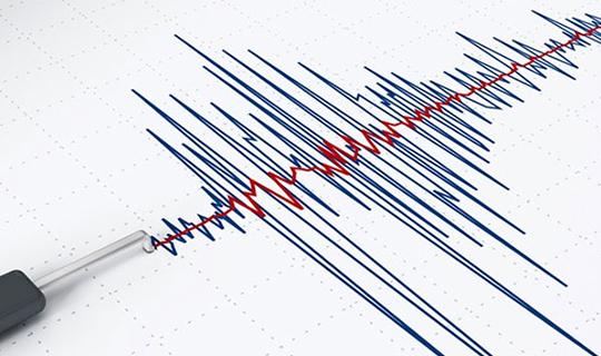 4.2 büyüklüğünde deprem oldu
