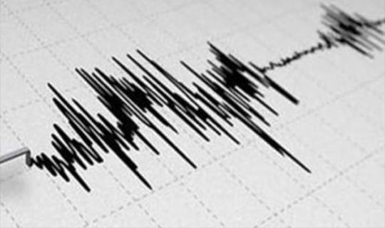 5.5 şiddetinde deprem