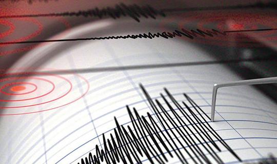 6.3 büyüklüğünde deprem oldu