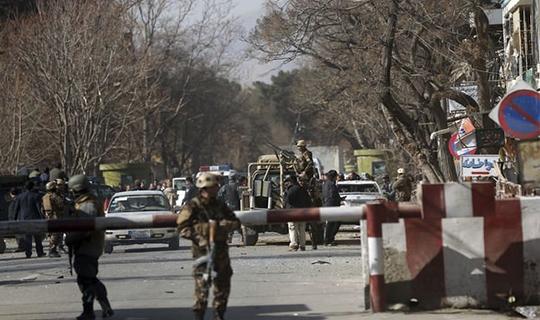 Afganistan'ın başkentinde büyük patlama