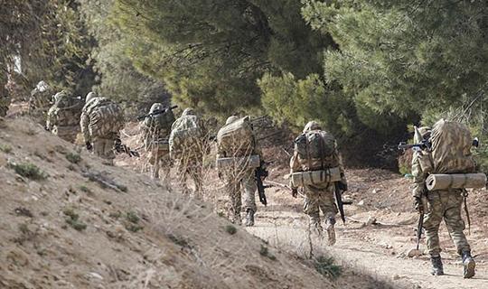 Afrin'de 3 askerimiz kayıp