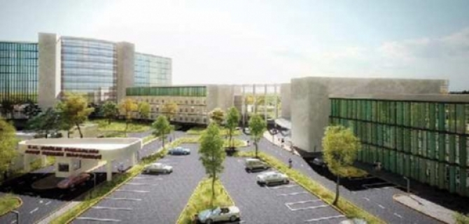 Aksu'ya devlet hastanesi yapılıyor