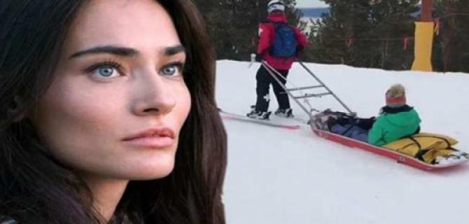 Amerika'da kayak kazası