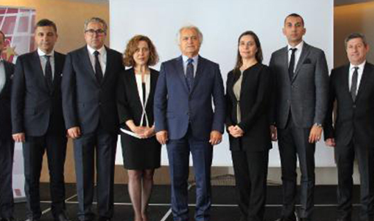ANSİAD'ın yeni başkanı Sadi Kan oldu