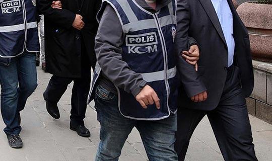 Antalya'da 3 kişi tutuklandı