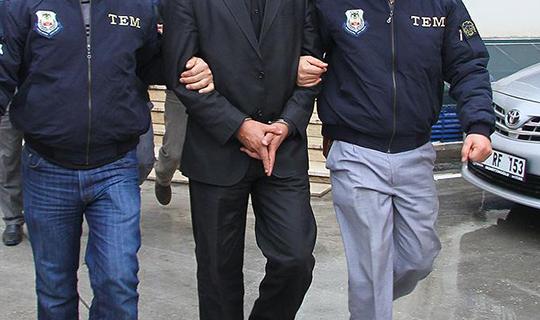 Antalya'da FETÖ operasyonu