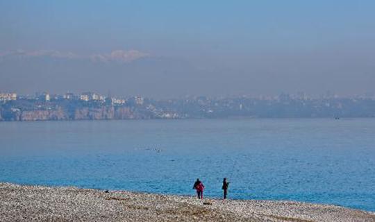 Antalya'da hava kirliliği alarmı