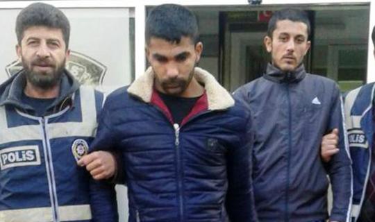 Antalya'da polisin operasyonuyla yakalandılar
