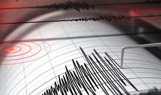 Balıkesir'de deprem oldu