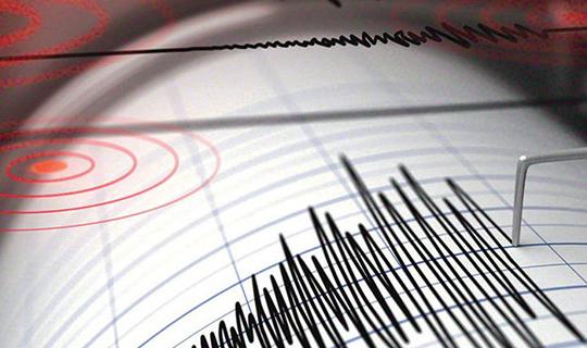 Büyük deprem oldu