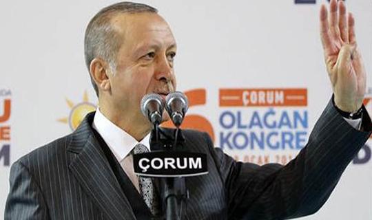 Erdoğan'dan akademisyen ve sanatçılara tepki