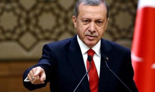 Erdoğan'dan flaş Zeytin Dalı Harekatı açıklaması