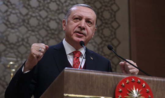 Erdoğan'dan yardımcı doçentlik açıklaması