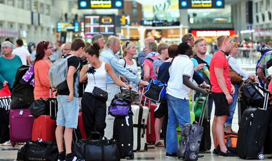 Erken rezervasyondaki artış turizmcileri sevindirdi