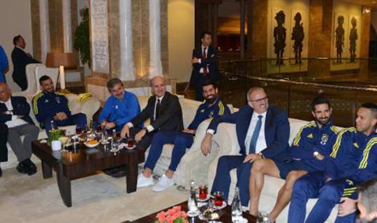 Futbolun kalbi Antalya'da atıyor