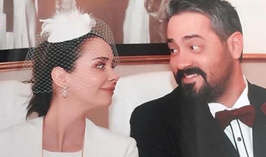 Güzel oyuncu evlendiğini böyle duyurdu