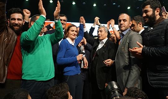 İl Başkanı seçilen Kaftancıoğlu'na soruşturma