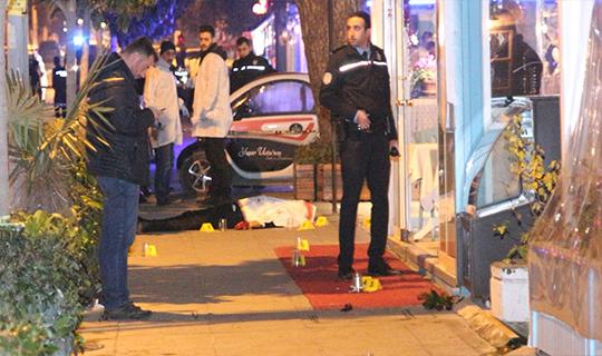 Kadıköy'de silahlar konuştu