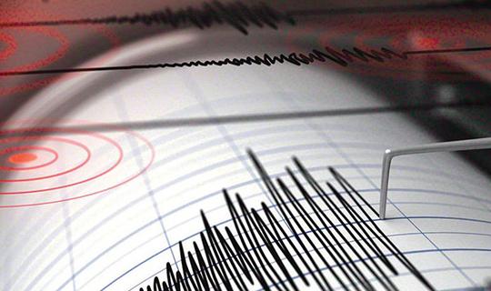 Komşuda deprem oldu