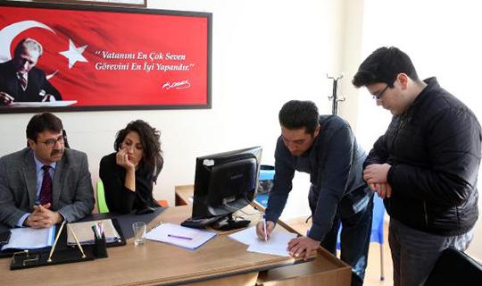 Mağdur öğrenciler için kriz masası kuruldu