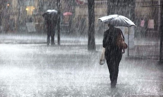 Meteoroloji'den ilçelere uyarı