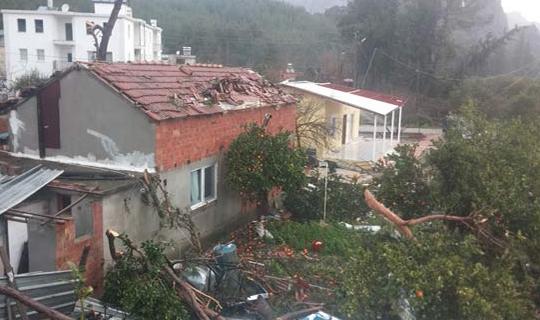 Meteoroloji'den Batı Akdeniz'e uyarı