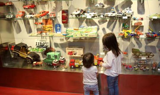 Oyuncak Müzesi'ne rekor ziyaretçi