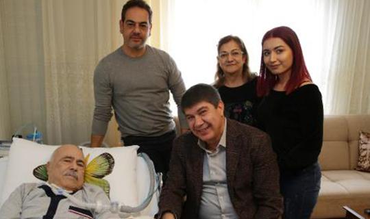 Türel'den Manavoğlu'na ziyaret