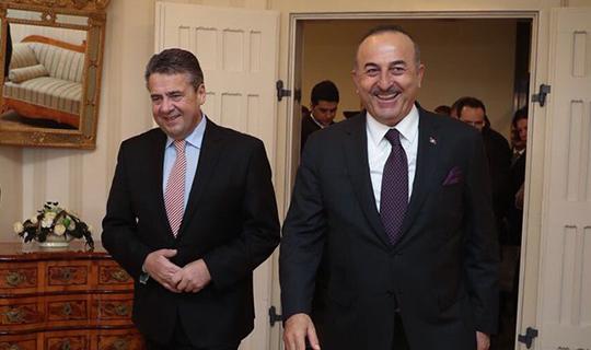 Türkiye Almanya ilişkilerinde  flaş gelişme