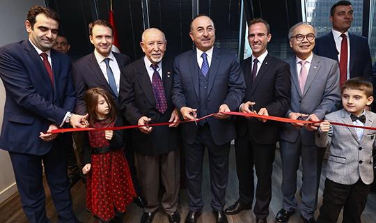 Vancouver Türk Başkonsolosluğu açıldı
