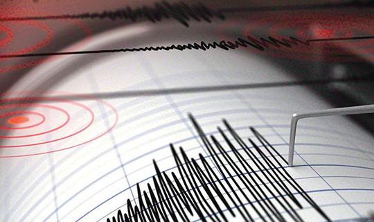 6 dakika arayla deprem oldu