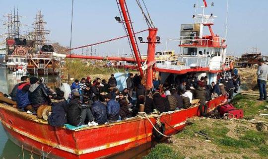Antalya'da 192 kaçak yakalandı