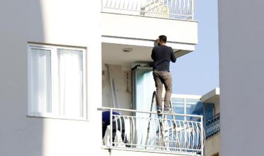 Antalya'da hayatını hiçe saydı