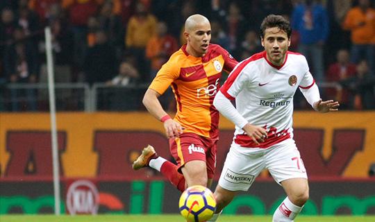 Antalyaspor direnç gösteremedi