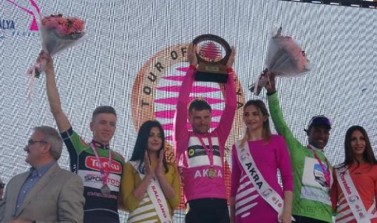 Tour Of Antalya'nın şampiyonu belli oldu