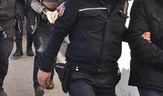15 şüpheli gözaltına alındı