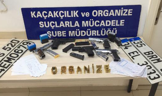 31 kişi gözaltına alındı