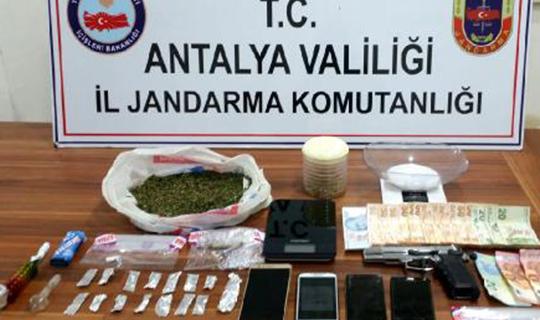 7 şüpheli gözaltına alındı
